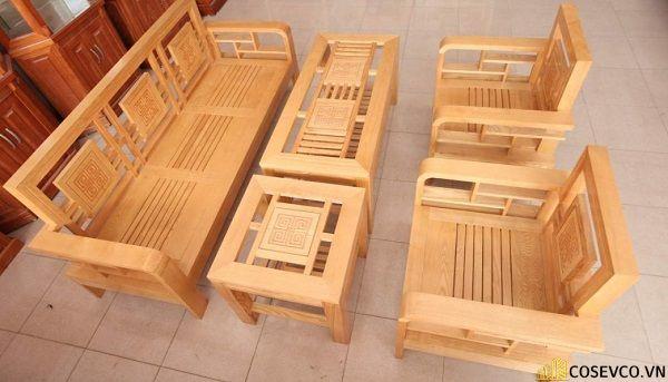 Bạn nên để ý kỹ chất liệu gỗ - độ hoàn thiện sản phẩm từ đó mua hàng khi phù hợp với nhu cầu của mình