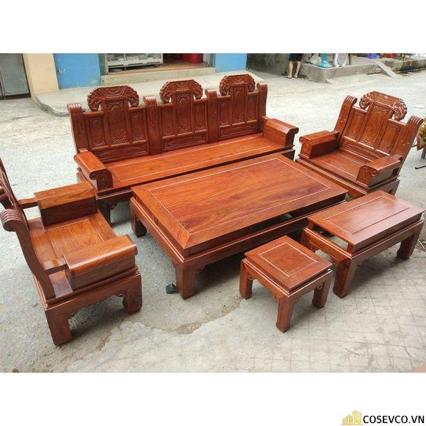 Bạn nên chọn các mẫu bàn ghế có kích thước phù hợp, màu sắc phù hợp với các sản phẩm nội thất sẵn có