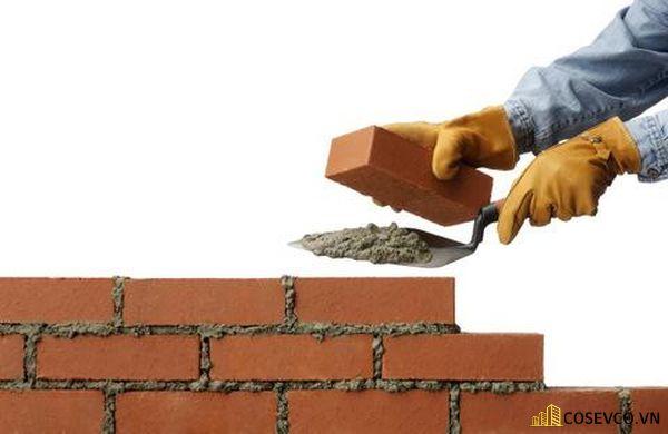 Định mức xây tường là khái niệm quen thuộc trong xây dựng