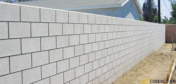 Định mức xây gạch ba banh