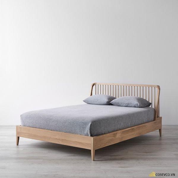 Giường ngủ đơn giá rẻ dưới 1 triệu - Mẫu 1