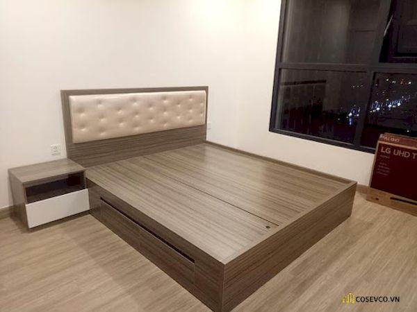 Giường ngủ đơn giá rẻ dưới 1 triệu - Mẫu 2
