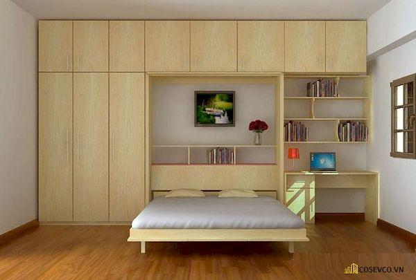 Giường ngủ đơn giá rẻ dưới 1 triệu - Mẫu 11