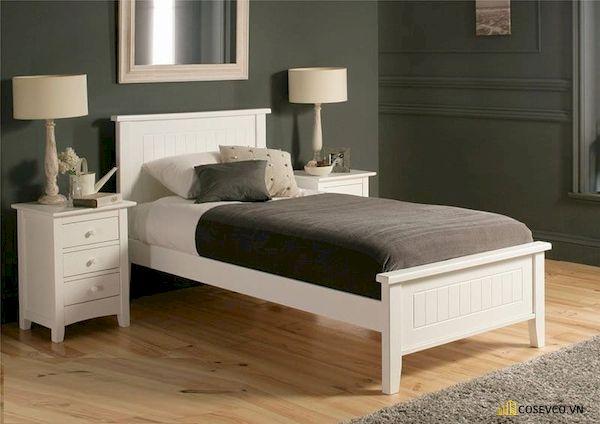Giường ngủ đơn giá rẻ dưới 1 triệu - Mẫu 13