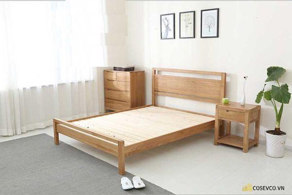 Giường ngủ đơn giá rẻ dưới 1 triệu - Mẫu 14