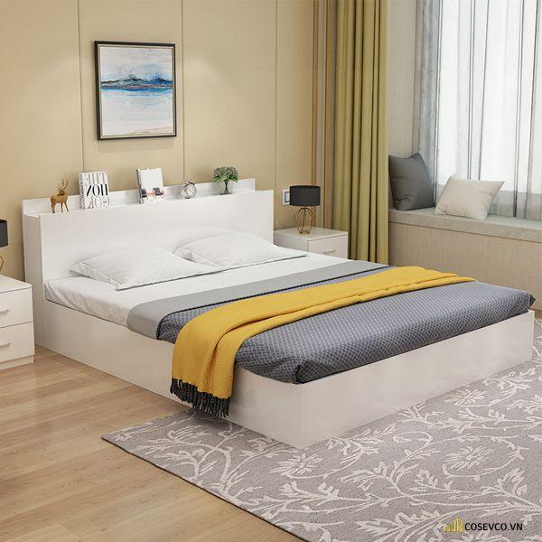 Giường ngủ đơn giá rẻ dưới 1 triệu - Mẫu 15
