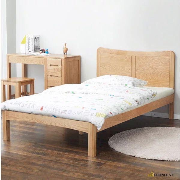 Giường ngủ đơn giá rẻ dưới 1 triệu - Mẫu 17