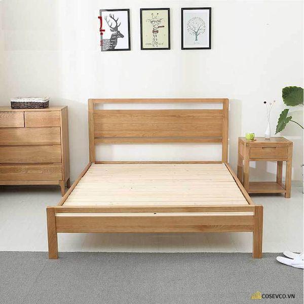 Giường ngủ đơn giá rẻ dưới 1 triệu - Mẫu 19