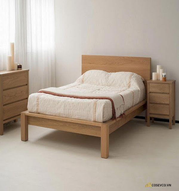 Giường ngủ đơn giá rẻ dưới 1 triệu - Mẫu 3