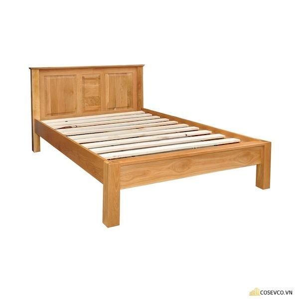 Giường ngủ đơn giá rẻ dưới 1 triệu - Mẫu 23