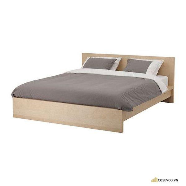 Giường ngủ đơn giá rẻ dưới 1 triệu - Mẫu 25