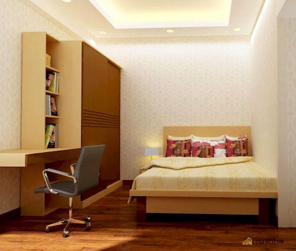 Giường ngủ đơn giá rẻ dưới 1 triệu - Mẫu 5