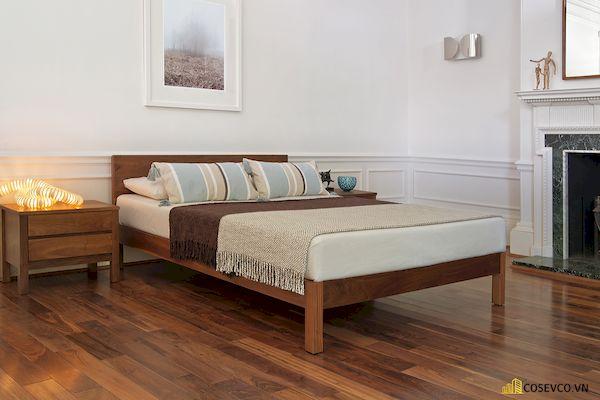 Giường ngủ đơn giá rẻ dưới 1 triệu - Mẫu 9