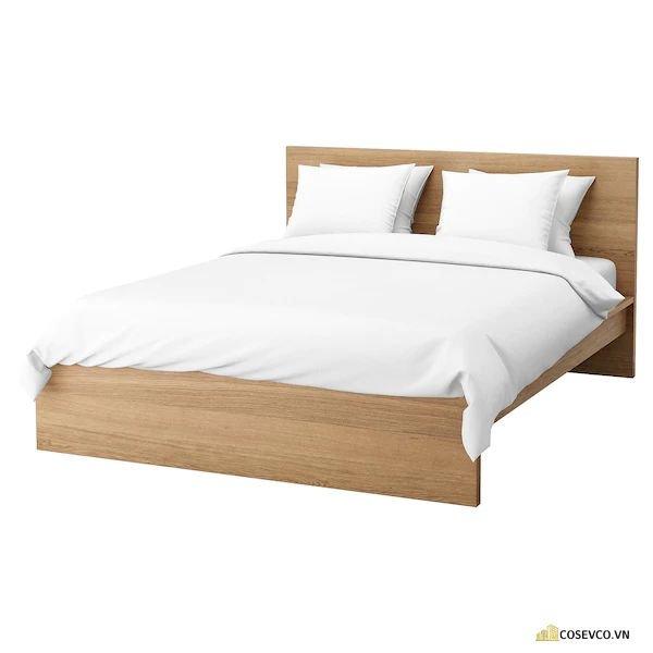 Giường ngủ đơn giá rẻ dưới 1 triệu - Mẫu 10