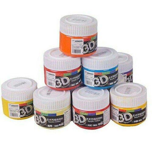 Màu acrylic 3D 100ml