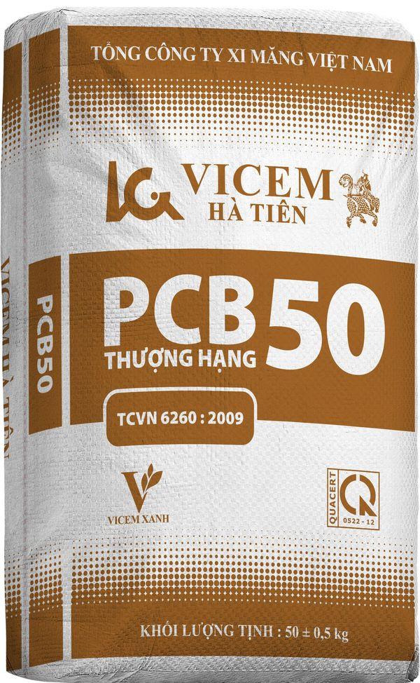 XI MĂNG VICEM HÀ TIÊN THƯỢNG HẠNG (PCB50)