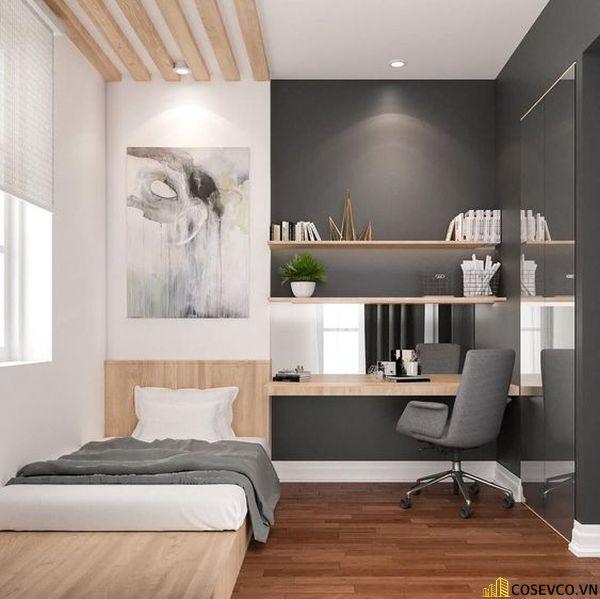 Cách bố trí nội thất phòng ngủ diện tích 15m2