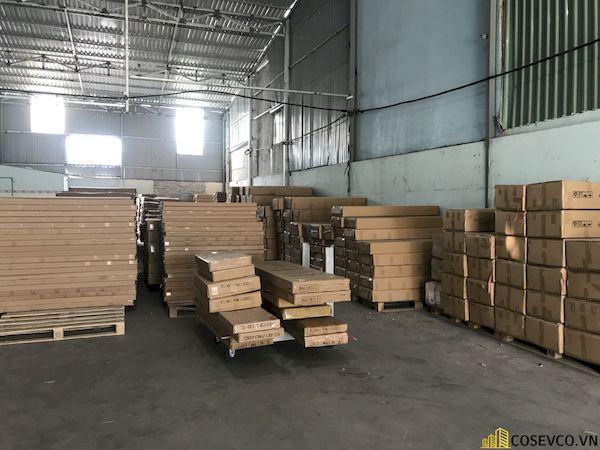 Xưởng sản xuất giường Pallet số lượng lớn tại Hà Nội & Tp Hồ Chí Minh