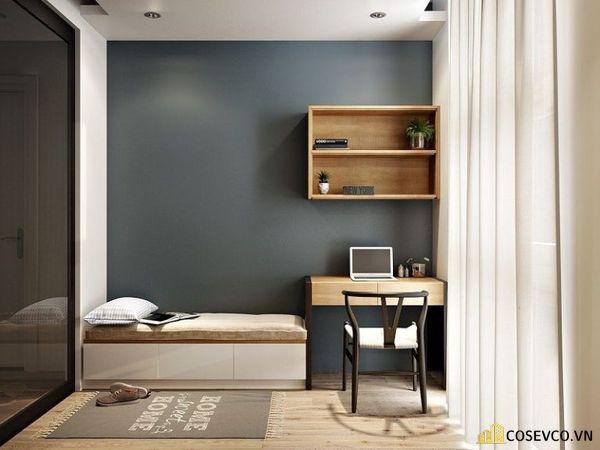 Mẫu trang trí phòng ngủ đơn giản đẹp - Mẫu 5