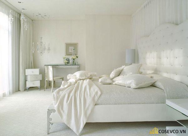Mẫu trang trí phòng ngủ đơn giản đẹp - Mẫu 4