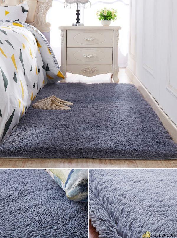 Trang trí phòng ngủ với thảm trải sàn - Hình ảnh 2