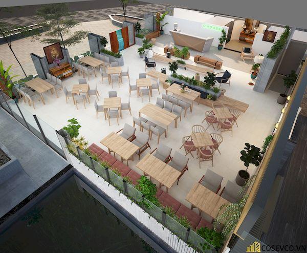 Nhà hàng C'HOUSE - Hình ảnh 3