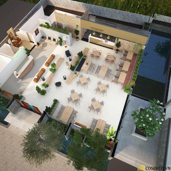 Nhà hàng C'HOUSE - Hình ảnh 2