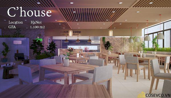 Nhà hàng C'HOUSE - Hình ảnh 1
