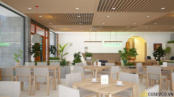 Nhà hàng C'HOUSE - Hình ảnh 5