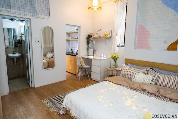 Mẫu trang trí phòng ngủ đẹp và rẻ - Hình ảnh 1