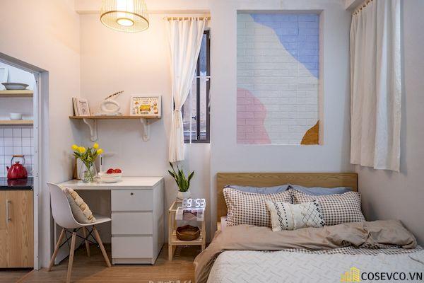 Mẫu trang trí phòng ngủ đẹp và rẻ - Hình ảnh 8