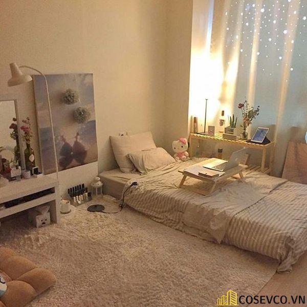 Trang trí phòng ngủ nhỏ kiểu hàn quốc - Hình ảnh 13