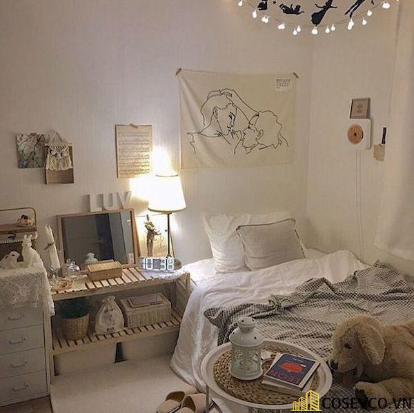 Trang trí phòng ngủ nhỏ kiểu hàn quốc - Hình ảnh 14
