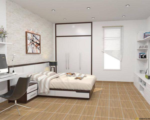 Mẫu gạch lát nền đẹp cho phòng ngủ - Hình ảnh 11