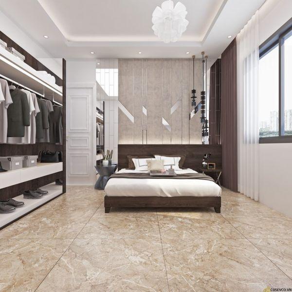 Mẫu gạch lát nền đẹp cho phòng ngủ - Hình ảnh 12