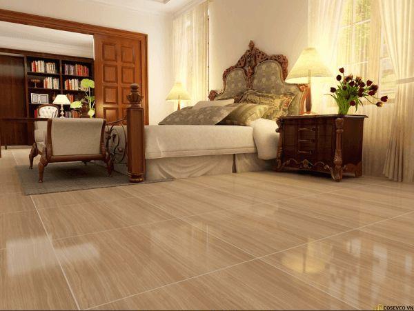 Mẫu gạch lát nền đẹp cho phòng ngủ - Hình ảnh 15