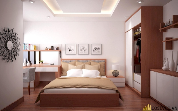 Phòng ngủ đẹp - Hình ảnh 3