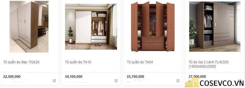 Bảng giá các loại tủ âm tường - Hình ảnh 2