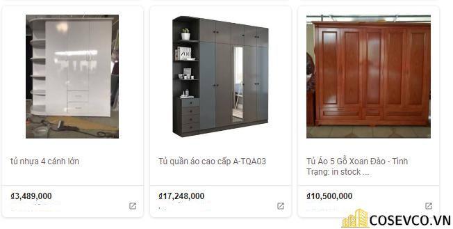 Bảng giá các loại tủ âm tường - Hình ảnh 1