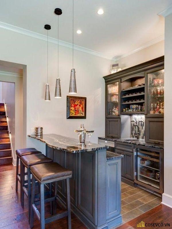 Mẫu tủ rượu phòng bếp đẹp – Hình ảnh 14