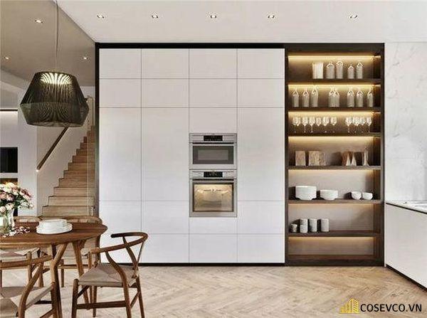 Mẫu tủ rượu phòng bếp đẹp – Hình ảnh 12