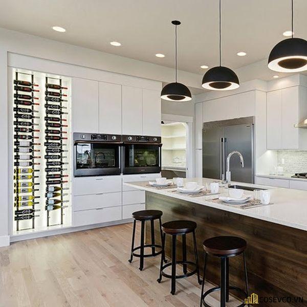 Mẫu tủ rượu phòng bếp đẹp – Hình ảnh 11