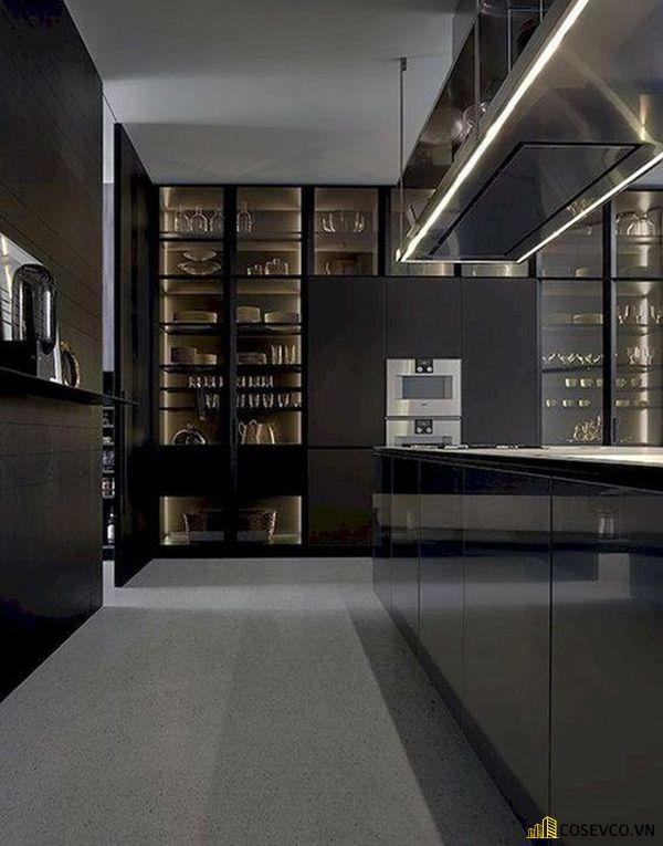 Mẫu tủ rượu phòng bếp đẹp – Hình ảnh 10