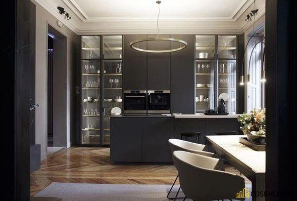 Mẫu tủ rượu phòng bếp đẹp – Hình ảnh 6