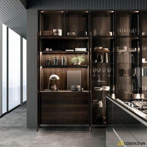 Mẫu tủ rượu phòng bếp đẹp – Hình ảnh 8