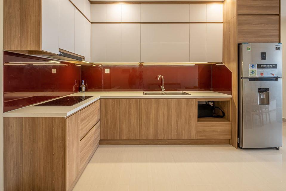 Thiết kế nội thất Vinhomes Ocean Park - Căn hộ 3 phòng ngủ