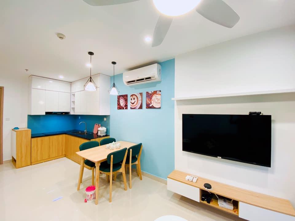 Thiết kế nội thất chung cư Vinhomes Ocean Park - Căn hộ 1 phòng ngủ