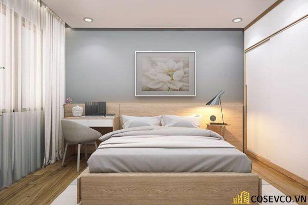 Kích thước là yếu tố bạn cần quan tâm khi lựa chọn giường ngủ bằng gỗ sồi phù hợp cho phòng ngủ của gia đình - M5