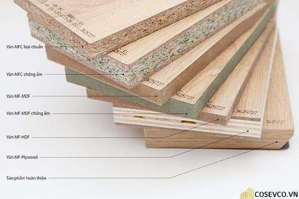 Các loại gỗ MDF tốt nhất hiện nay