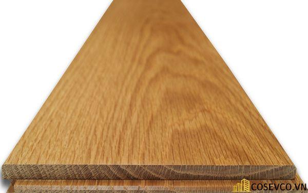 Chất gỗ cứng chống cong vênh